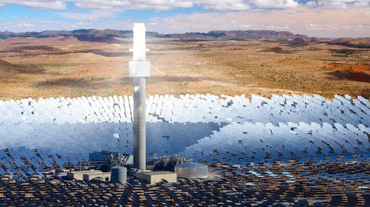 Australia To Have World's Largest Single-Tower Solar Thermal Power Plant
