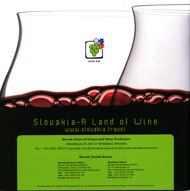 6. Slovakia - A Land of Wine contact