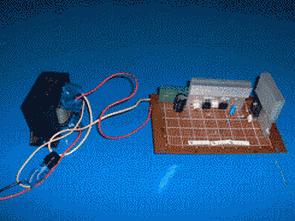 Vẽ Robot thiết kế với PIC16F628