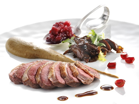 Apsley's: Heinz Beck's restaurant in London - glamourous and exquisite dining