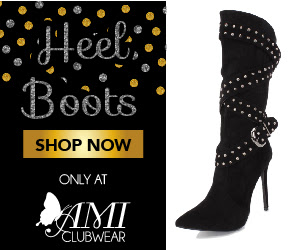 Shop AMIclubwear.com for great deals on fashionable High Heel boots!