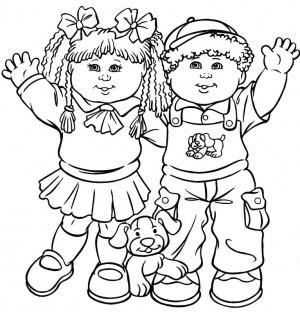 Dibujos Para Colorear Infantiles