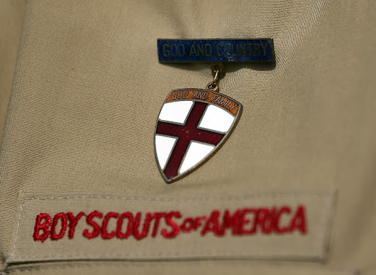 Boy Scouts of America | Leader gay