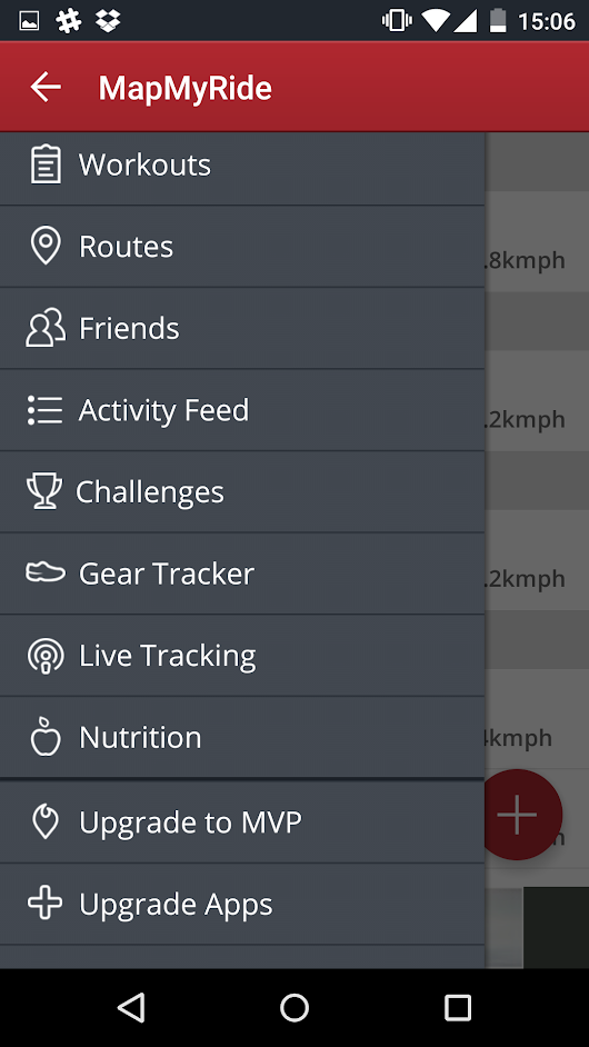 Sports App of the week - MapMyRide