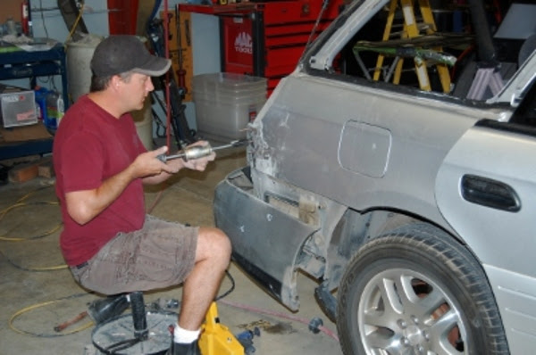 Precision Body and Paint of Bend in Bend, Oregon : RelyLocal