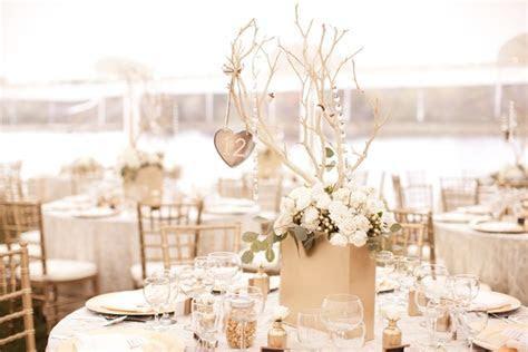 Ivory, Gold & Blush Lakefront New Hampshire Wedding