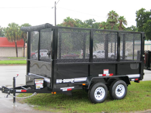 Custom Dump Trailers For Sale