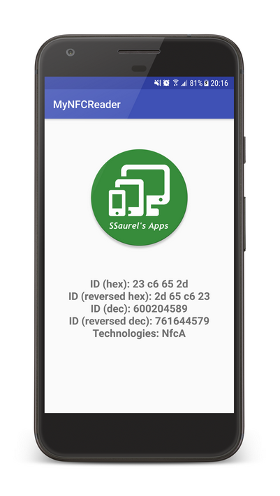 Create a NFC Reader Application for Android – Sylvain Saurel – Medium