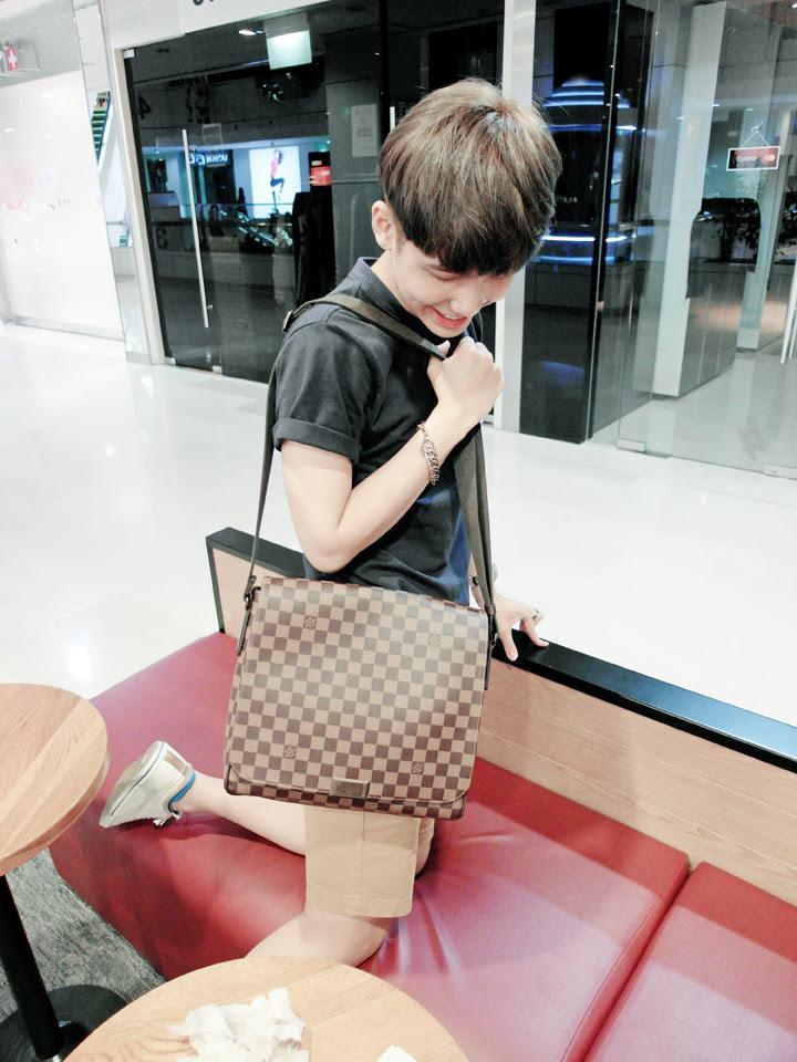 typicalben lv sling bag