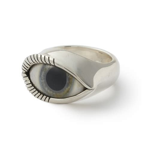 Bowie Eye Ring ? The Great Frog