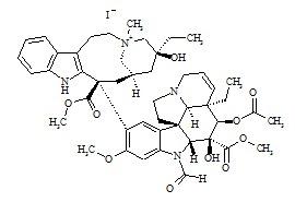 Vincristine Impurity I (Methyl Vincristine)