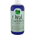 Oral Essentials Mouthwash Clean & Fresh - 16 fl oz