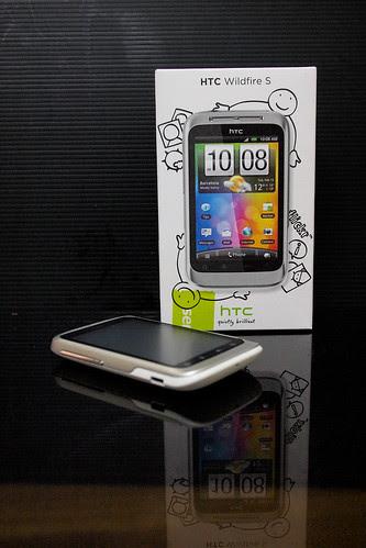 HTC Wildfire S -9