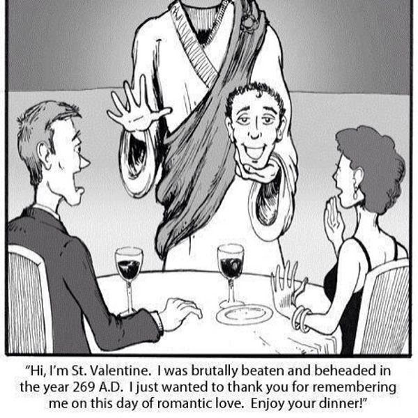 A feel-good pic for Valentine's Day.