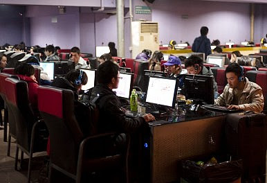 China's Crackdown on Cyber Activism