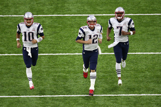 New England Patriots: Breaking down initial 90-man roster on offense