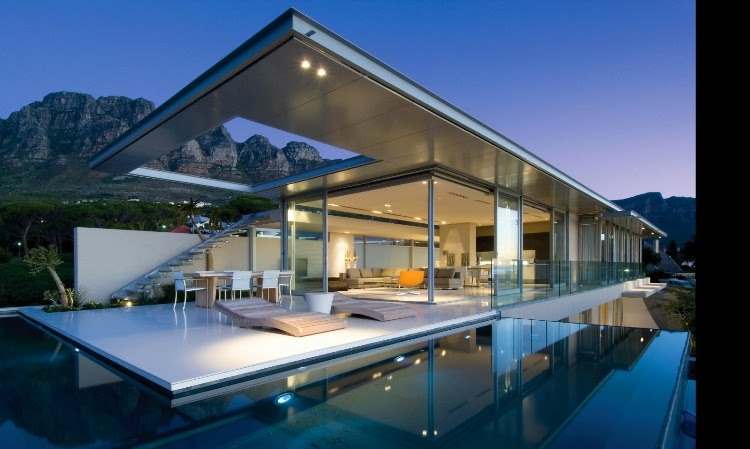 home 29 First Crescent by SAOTA