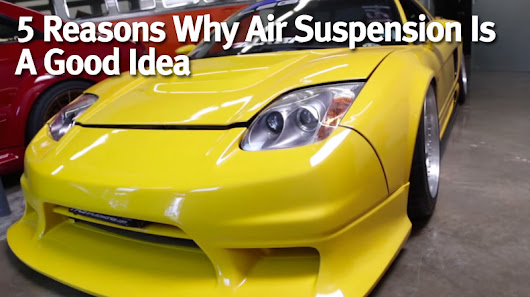 5 Reasons Why Air Suspension Is A Good Idea - Road 2 SEMA Presented by CTEK  > MotoIQ - Automotive Tech, Project Cars, Performance & Motorsports