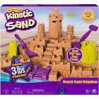Kinetic Sand Beach Sand Kingdom Playset - 3 lbs