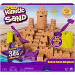 Kinetic Sand Beach Sand Kingdom Playset - 3 lbs