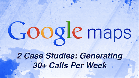 How To Rank In Google Maps Fast + Case Study