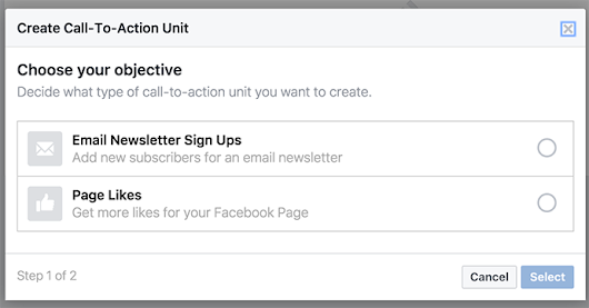 How to Create Call-to-Action Units for Facebook Instant Articles - Jon Loomer Digital