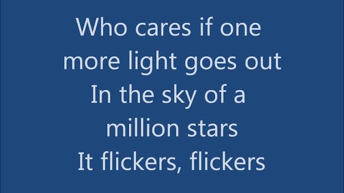 Linkin Park Lyrics-One More Light-one more light lyrics meaning