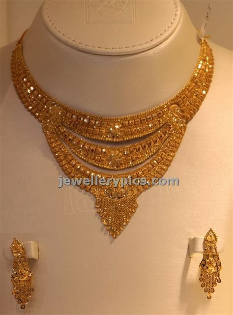 59 Necklace Gold Design, Indian Gold Jewellery Necklace