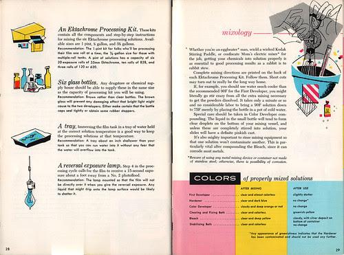 Kodak Ektachrome booklet 7