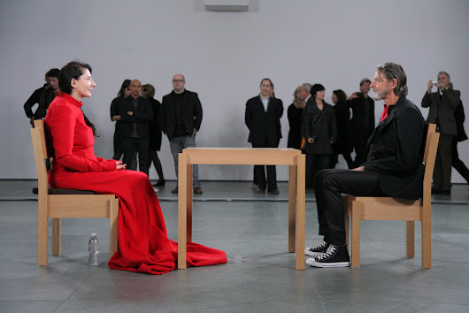 Marina Abramović's Former Partner Sues Seeking Credit for Joint Works