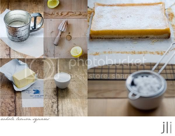 whole lemon squares