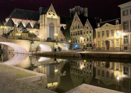 Gent town