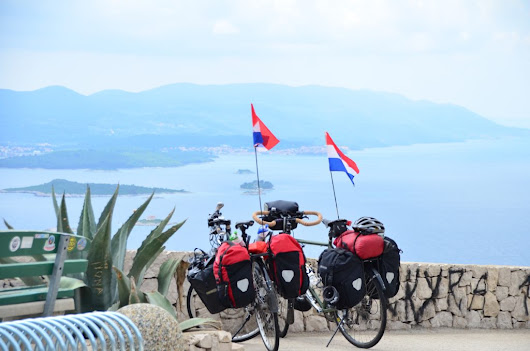 Settling Into Island Rhythms: Leg one of our European Bike Tour - The Traveling Somm