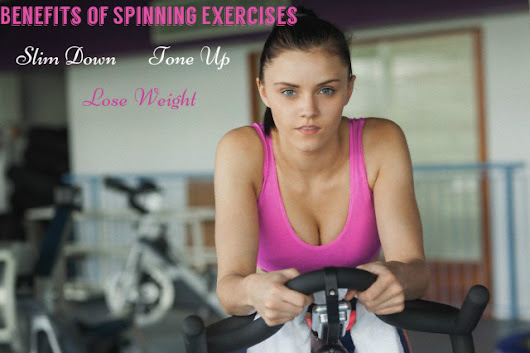Benefits of Spinning Exercises to Slim Down and Tone Up - Stylish Walks