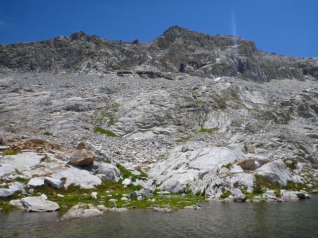 lakeside talus