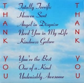 Thank You Sayings to Write in Cards   Heart of Country