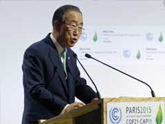 World Needs to Go 'Much Faster, Much Further' to Slow Warming: Ban Ki-moon
