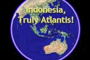 fakta indonesia adalah benua atlantis