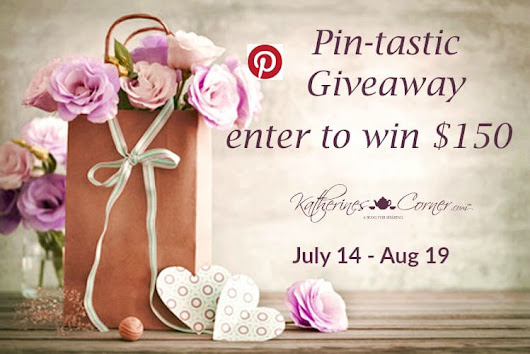 Pin-Tastic Giveaway Pinterest Party | Turnips 2 Tangerines