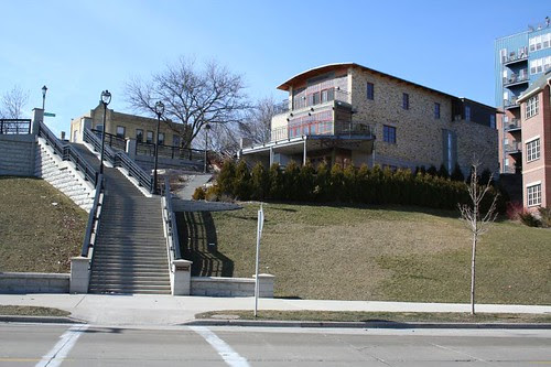Stairs to Brewers' Hill