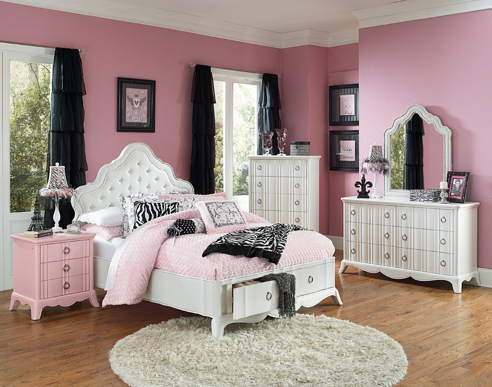 Complete Bedroom Furniture Set | Bedroom Design Decorating ...