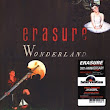 Erasure Wonderland LP Vinil 180 Gramas Kevin Gray 30º Aniversário Intervention Records RTI 2016 USA