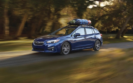 Herb Gordon Subaru | The All-New Subaru Impreza