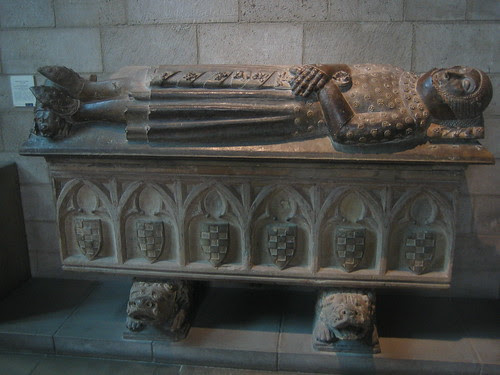 Sepulchral Monument of Ermengol X, Count of Urgell, Spain, Catalunya (Cataluña), Lleida (Lérida), c. 1300-50 _7871