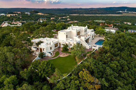 Country Music Star George Strait Selling in Texas - Mansion Global