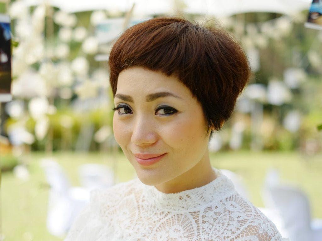 Model Rambut Pendek Tebal Dan Mengembang | Model Rambut ...