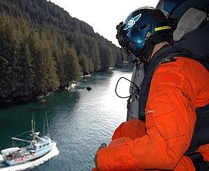 English: Kodiak, Alaska – U.S. Coast Gua...