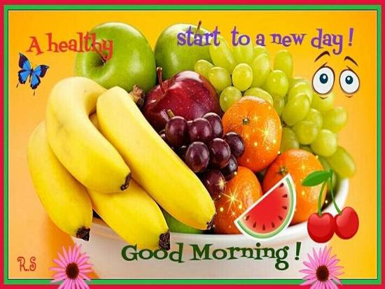 Wishing A Healthy Start To Your Day Free Good Morning Ecards 123