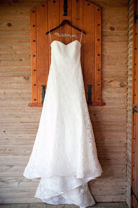Wedding Dress Hangers The Secret to a Great Wedding