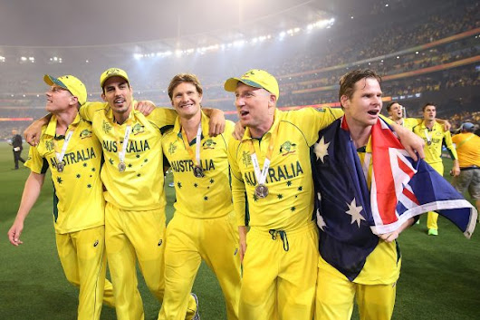 The Six Moments that sealed the World Cup for Australia